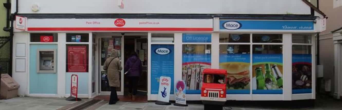 Braintree Post Office Opening Times Address Phone