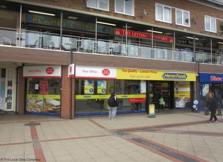 Corby Post Office Opening Times Address Phone Number