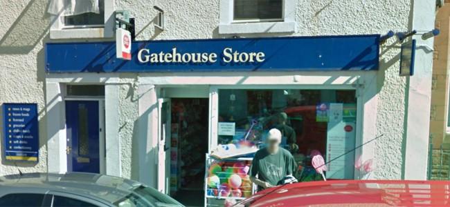 Gatehouse Of Fleet Post Office