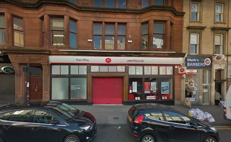 balham post office opening hours