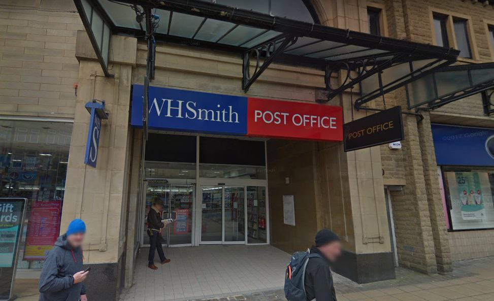 Halifax Post Office - Opening Times, Address & Phone Number