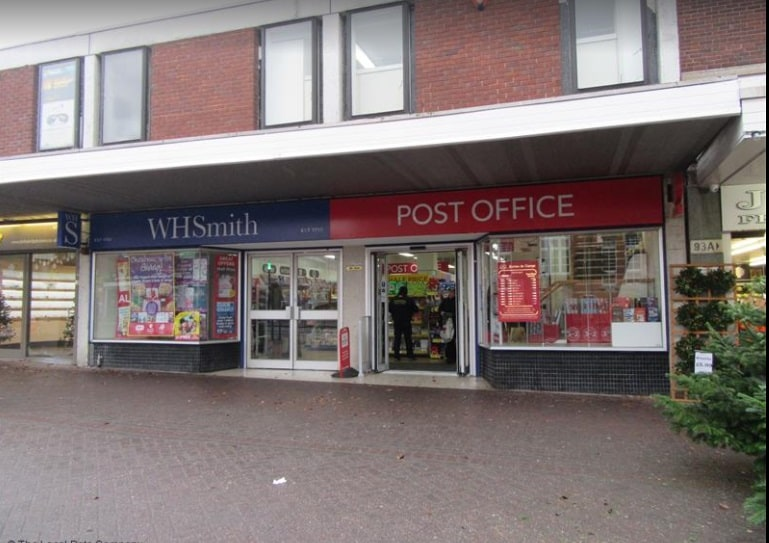 Harborne Post Office Opening Times Address Phone Number
