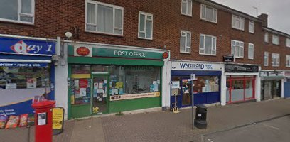 Highwood Post Office Opening Times