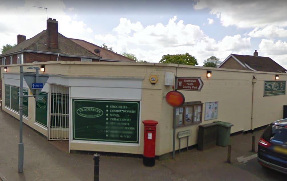 Hopton Norfolk House Post Office