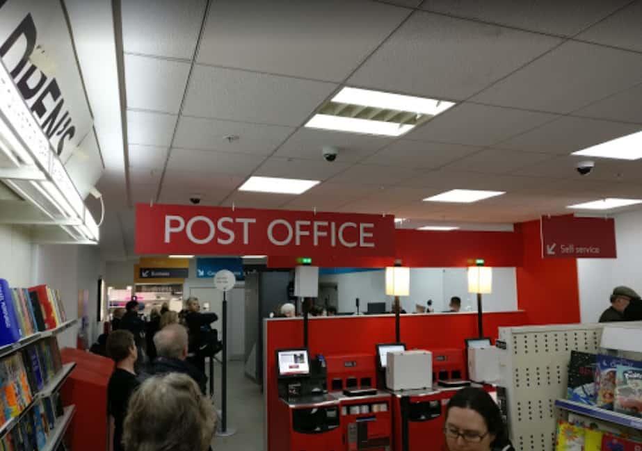 Horsham Post Office Opening Times Address Amp Phone