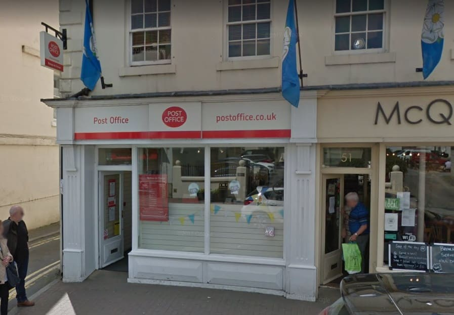 Knaresborough Post Office Opening Times Address Phone Number For Knaresborough Post Office