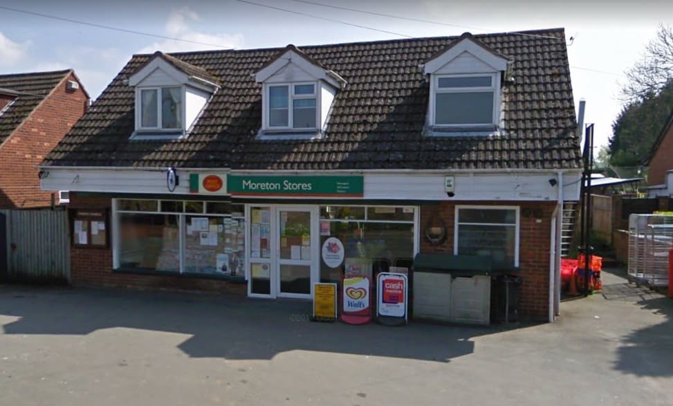 Moreton On Lugg Post Office - Opening Times, Address & Phone