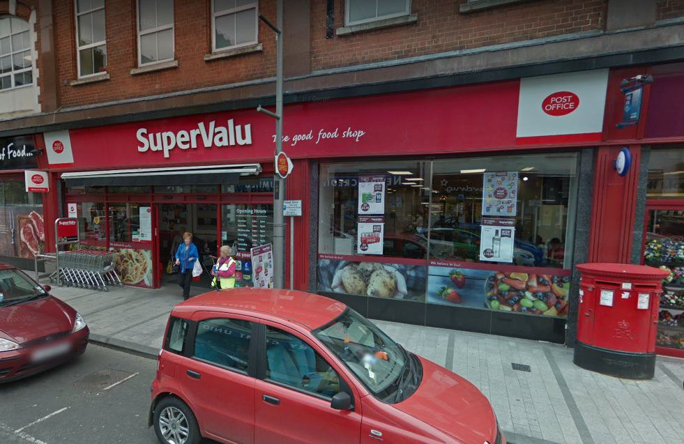 Newry post office opening times address phone number for