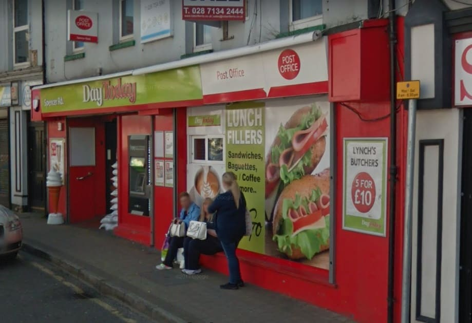 Spencer Road Post Office Opening Times Address Phone