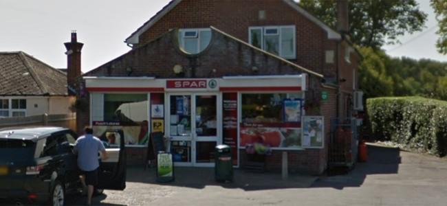 Upper Bucklebury Post Office