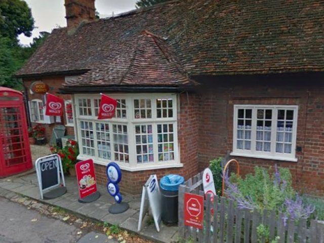 Clifton Hampden Post Office