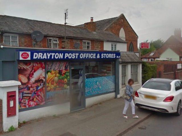 Drayton Post Office