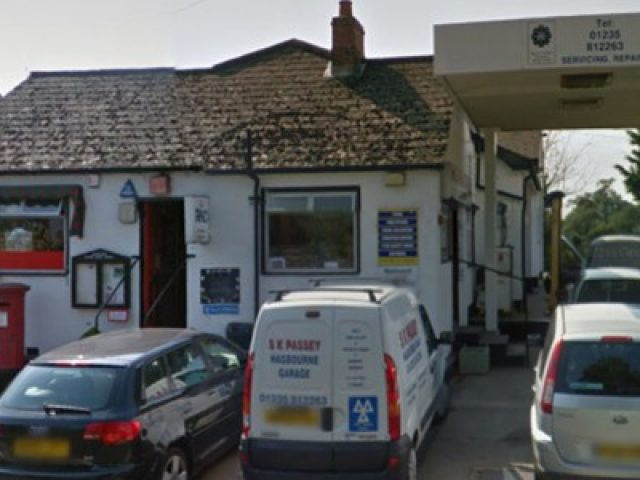 East Hagbourne Post Office