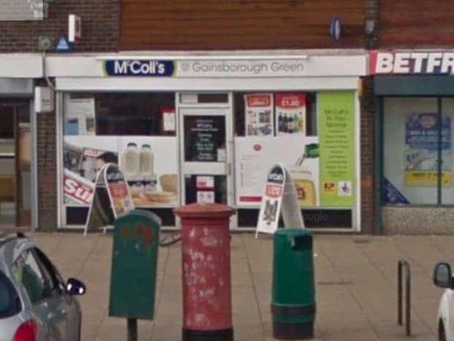 Gainsborough Green Post Office