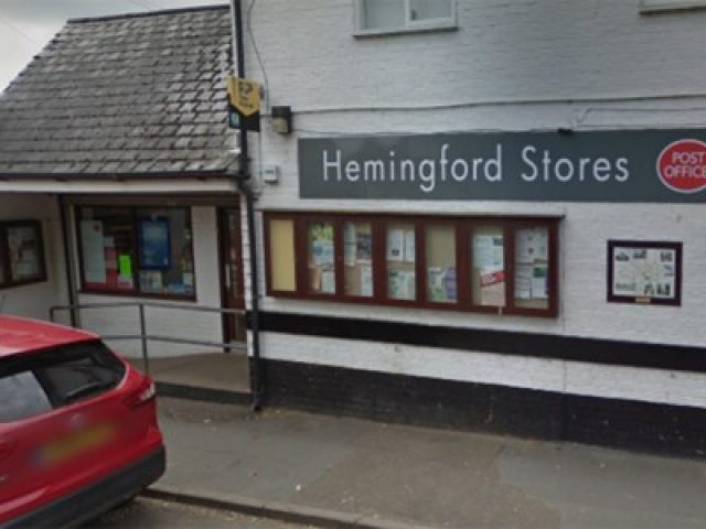 Hemingford Grey Post Office