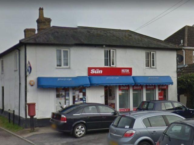 Hilton Potton Road Post Office