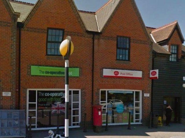 Steventon Post Office