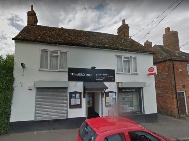 Sutton Courtenay 120 Post Office