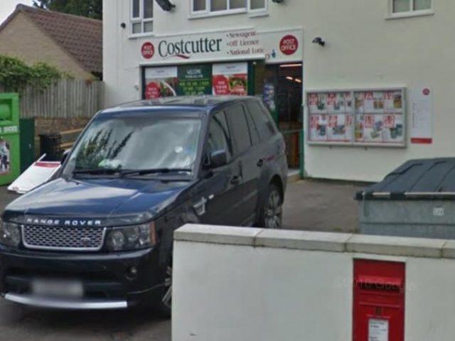 Alconbury Post Office