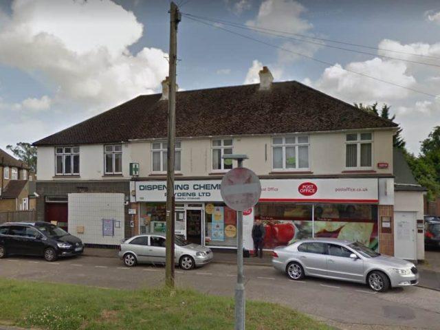 Ashford Road Post Office