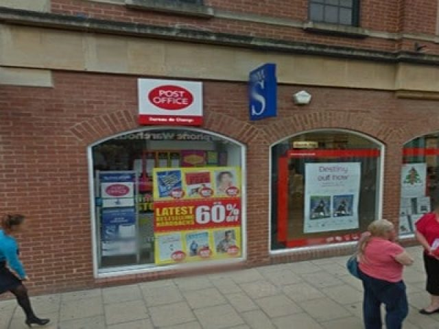 Huntingdon Post Office
