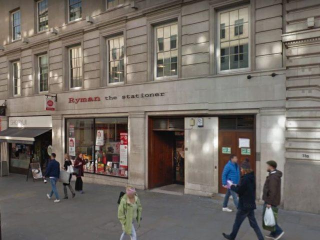 Lower Regent Street Post Office
