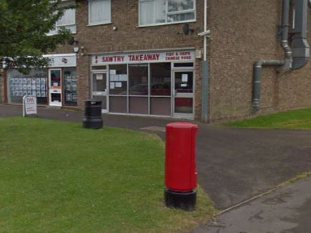 Sawtry Post Office