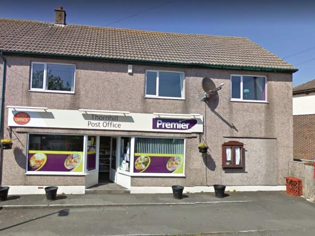 The Crescent Thornhill Post Office