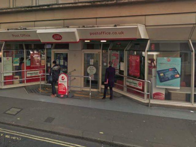 Trafalgar Square Post Office