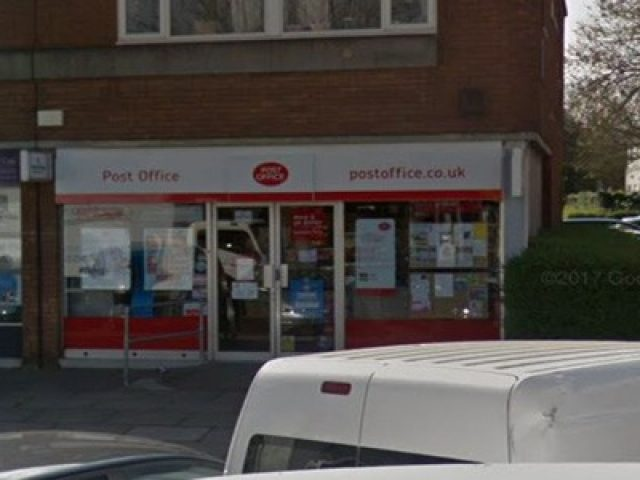 Winterbourne Post Office